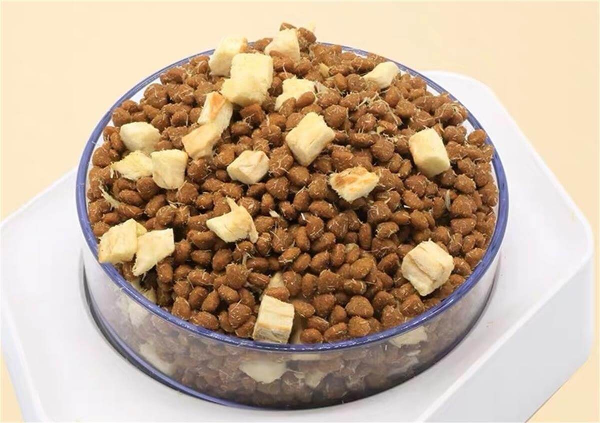 Real Meat Dry Cat Food